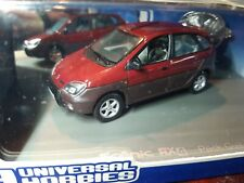 Universal Hobbies Renault Scenic RX4 Pack Leather Red to the / Of 1 /43° (214)