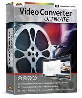 Video Converter Ultimate -Videokonvertierung in HD, 4K, 3D & HEVC H.265 - ESD