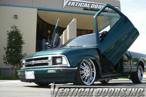 Vertical Doors - Vertical Lambo Door Kit For Chevrolet S10 1994-04