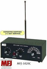 MFJ-1020C, Shortwave Listener Antenna, Indoor Active Antenna, 0.3 to 40 MHz