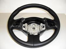 Coprivolante Fiat nuova 500 vera pelle nera - integrale