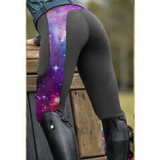 Horse Riding Pants Breeches Elastic Equestrian pants Breathable Rider Trousers