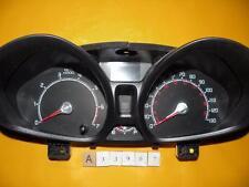 2011 Fiesta Speedometer Instrument Cluster Dash Panel Gauges 58,495