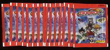 15 pochettes PANINI...BEYBLADE  METAL MASTERS