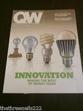 QUALITY WORLD - INNOVATION - APRIL 2012