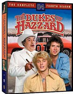 HAZZARD 4 QUARTA STAGIONE 04 SERIE TV DVD