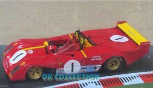1:43 FERRARI 312 P (1000 Km Monza 1973 - Ickx - Redman) - Fabbri (31)