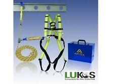 Artex Dachdecker PSA g. Absturz 10m, Auffanggurt und Auffangsystem mit Koffer