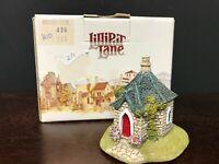 Vintage 1991 Lilliput Lane Farthing Lodge