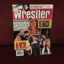 The Wrestler - Victory Sports Series Magazine - April 1992