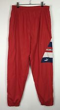 VINTAGE RETRO 90S PUMA BRIGHT SHELLSUIT JOGGERS TRACKSUIT SWEATPANTS SPORT UK XL