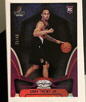 2018-19 Certified RARE Mirror Purple Refractor #187 Gary Trent Jr. RC SP /49 🔥