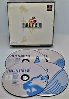 Final Fantasy VIII for Sony PlayStation PS1 NTSC-J Japanese 01880~3