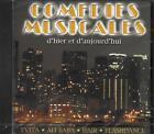 CD album: Compilation: Comedies Musicales D' Hier et d' Aujourd'. Universal . S