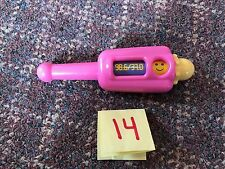 FISHER PRICE doctor nurse medical bag replacement Pink THERMOMETER GUC