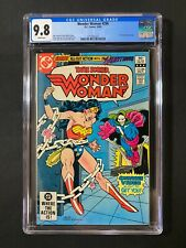 Wonder Woman #296 CGC 9.8 (1982)