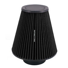 """3.5 Inches 3.5/"""" 89 mm Cold Air Intake Cone Truck Air Filter BLUE SB//SC"""