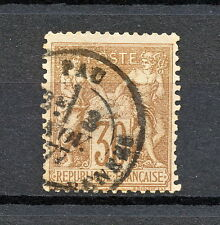 TRAA  219  FRANCE 1876  USED TYPE I