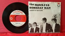 "The Monkees ""Someday Man"" 45-rpm with picture sleeve, rare, EXC+ copy, 1969"