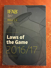 FIFA Laws of The Game 2016/2017
