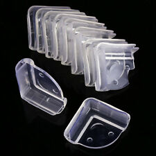10X Baby Kids Safety Desk Table Door Cushion Glass Edge Corners Protector Guard