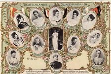 Germany Printed Collectable Royalty Postcards