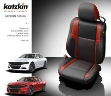 2015 2016 2017 2018 2019 Dodge Charger RT R/T Katzkin Custom Leather Seat Covers