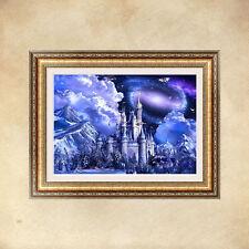 Night Sky 5D Diamond DIY Embroidery Painting Cross Stitch Kit Home Decor