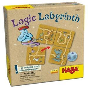Logic Labyrinth Board Game