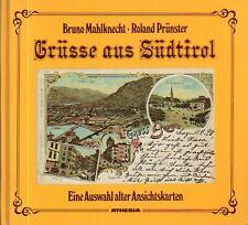 Grüsse aus Südtirol: Eine Auswahl alter Ansichtskarten.