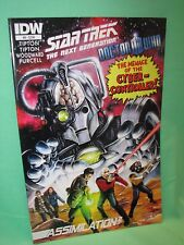Star Trek Doctor Who Assimilation 2 Squared #8 IDW Comics Comic VF