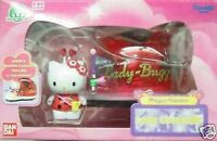HELLO KITTY-LADY COCCINELLA-PLAYSET C/ACCESSORI-GIOCHI PREZIOSI/BANDAI/SANRIO