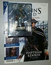 Hachette Assassins Creed Figurine collection 3 Haytham Kenway