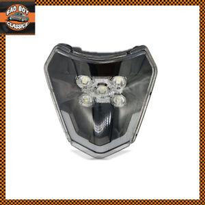 KTM EXC TPI EXC-F 150 250 300 350 450 Enduro LED Headlight