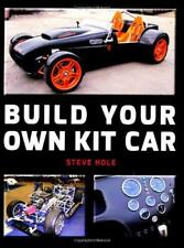 Build Your Own Kit Car by Hole, Steve Paperback Book 9781847975461 NEW