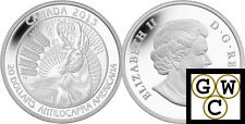 2013 'Pronghorn' Proof $20 Silver Coin .9999 Fine (13278) (NT)