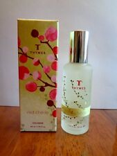 THYMES Red Cherie 1.75oz  Women's Eau de Cologne new in box