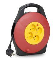 Enrouleur Electrique Ménager 10M. 3G1,0mm² HO5VVF - I-EE4D05-1010 - 74199098