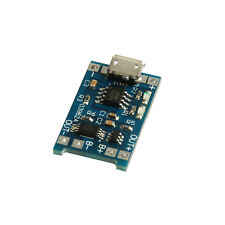 18650 Lithium Battery Charging Board Charger Module 2x 5V Micro USB 1A