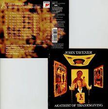JOHN TAVENER  akathist of thanksgiving