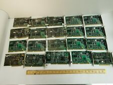 Lot of 20 Vinatge Cards / Circuit Boards ~ Intel 16 Lan  Etherexpress, Etc