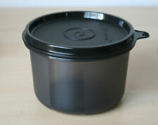 Tupperware Compact Lunch Bowl  450 ml Black New