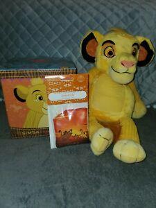 NIB ~ Mint ~ Simba Scentsy Buddy With Scent Pak