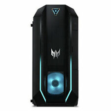 Acer Predator Orion 3000 PO3-620 (1TB SSD, Intel Core i7 10. Gen, 4,80 GHz, 16GB, GeForce RTX 3070) Tower Gaming-PC - Schwarz - DG.E21EG.013