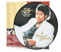 Michael Jackson - Thriller (Picture Disc) [New Vinyl LP]