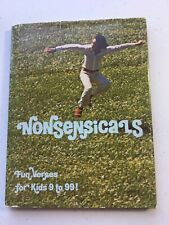 Nonsensicals : Fun Verses for Kids 9 to 99 by Dee Barwick (1972,Hardcover)
