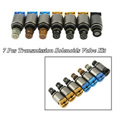 7x Automatic Transmission Solenoid Valve Set 6HP26 6HP28 1068298044 For BMW Ford