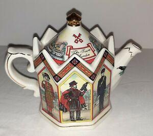 Sadler Tower of London Teapot