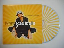 NEW RADICALS : YOU GET WHAT YOU GIVE [ CD SINGLE ]