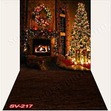 Christmas10'x20'Computer/Digital Vinyl Scenic Photo Backdrop Background SV217B88